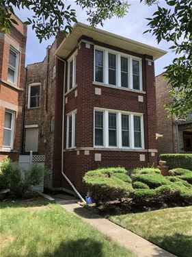 4531 N Rockwell Unit 2, Chicago, IL 60625 Lincoln Square