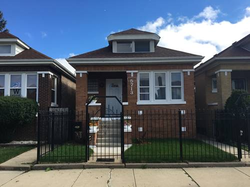 5713 S Whipple, Chicago, IL 60629