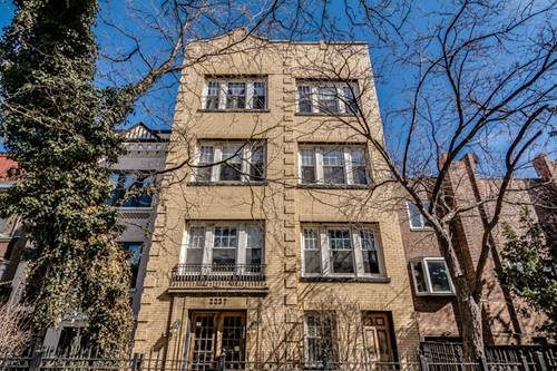 2237 N Clifton, Chicago, IL 60614 West Lincoln Park