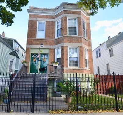 1625 N Harding, Chicago, IL 60647