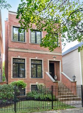2622 N Marshfield, Chicago, IL 60614 West Lincoln Park