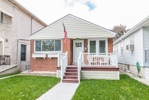 5334 N Moody, Chicago, IL 60630
