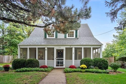 615 Cedar, St. Charles, IL 60174