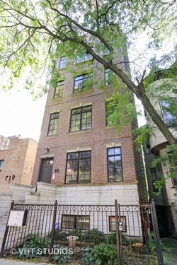 721 W Buckingham, Chicago, IL 60657 Lakeview