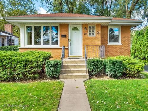 908 S Hillside, Elmhurst, IL 60126