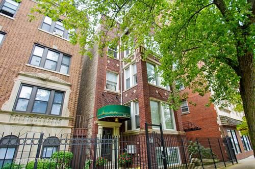 945 W Agatite Unit G, Chicago, IL 60640 Uptown