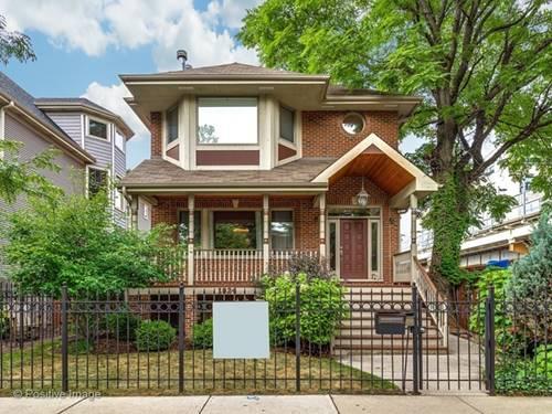1824 W Larchmont, Chicago, IL 60613 North Center