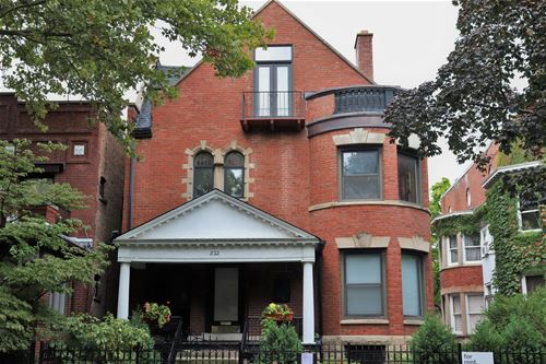 832 W George, Chicago, IL 60657 Lakeview