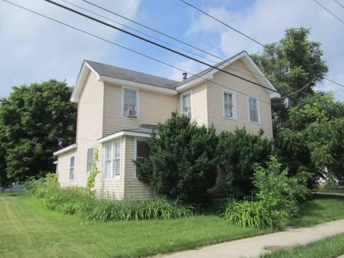 529 W Lincoln, Hinckley, IL 60520