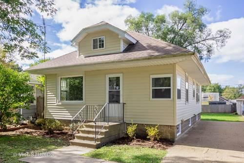1519 Burry, Joliet, IL 60435