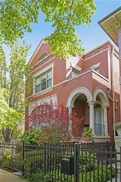 2647 N Bosworth, Chicago, IL 60614 West Lincoln Park