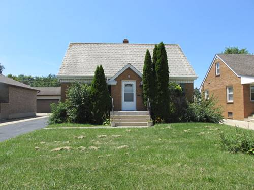 1821 Nicholson, Crest Hill, IL 60403