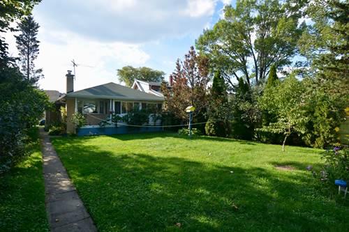 1123 Courtland, Park Ridge, IL 60068