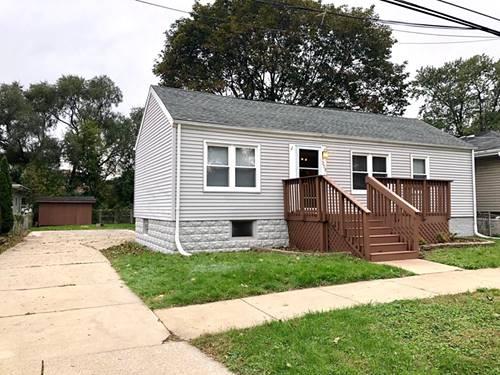 7005 Avon, Oak Lawn, IL 60415