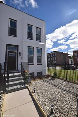 625 S Campbell, Chicago, IL 60612