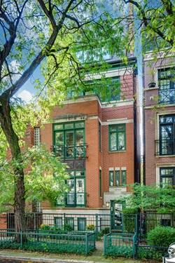 1846 N Mohawk Unit 3, Chicago, IL 60614 Lincoln Park