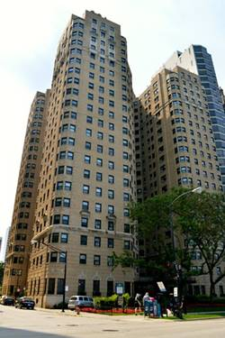 1400 N Lake Shore Unit 10J, Chicago, IL 60610 Gold Coast