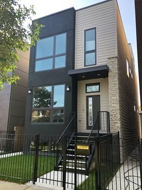 2914 N Washtenaw, Chicago, IL 60618