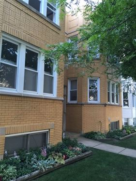 3746 N Whipple Unit 1, Chicago, IL 60618