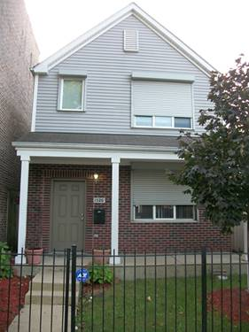 1520 S Avers, Chicago, IL 60623