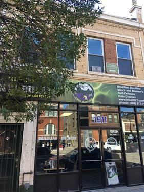 1911 W Chicago Unit 2F, Chicago, IL 60622 Noble Square