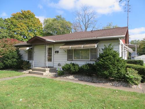 68 N Franklin, Momence, IL 60954