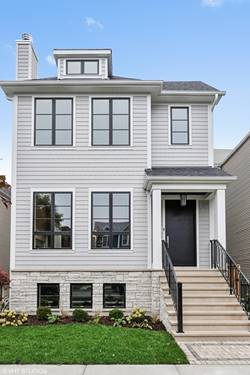 4325 N Greenview, Chicago, IL 60613 Uptown