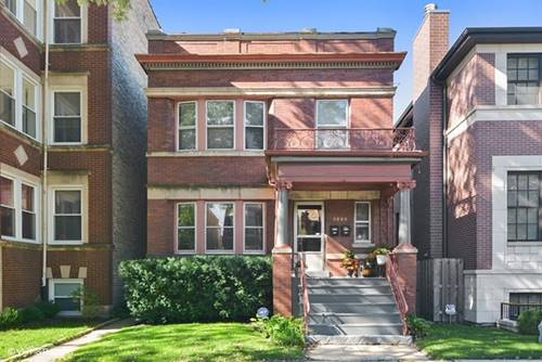 3524 N Leavitt, Chicago, IL 60618 Roscoe Village