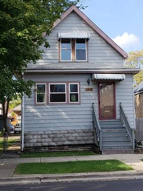 1216 S 58th, Cicero, IL 60804