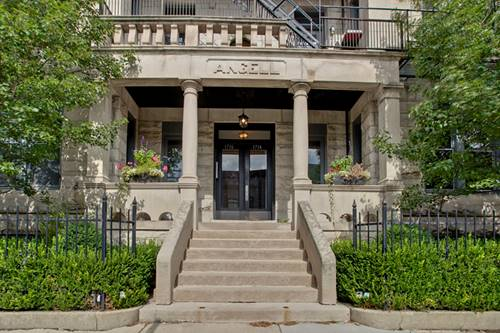 1714 W Leland Unit 3F, Chicago, IL 60640 Uptown