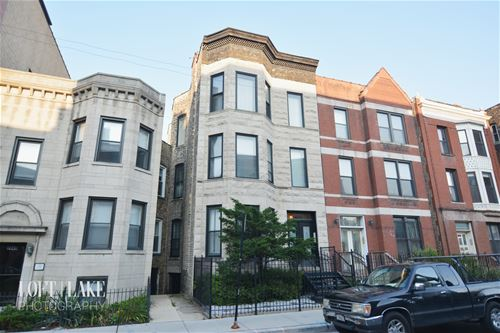 2945 N Halsted Unit 1, Chicago, IL 60657 Lakeview