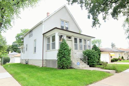 401 52nd, Bellwood, IL 60104