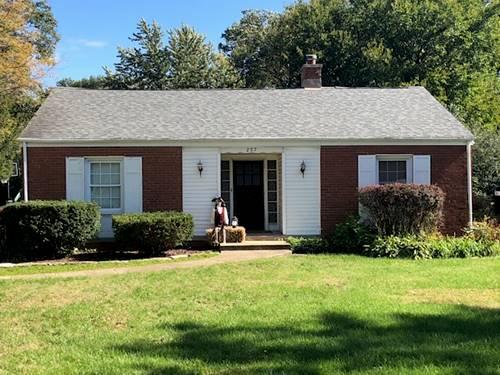 207 Grant, Clarendon Hills, IL 60514