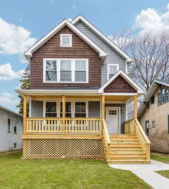 710 Hayes, Oak Park, IL 60302