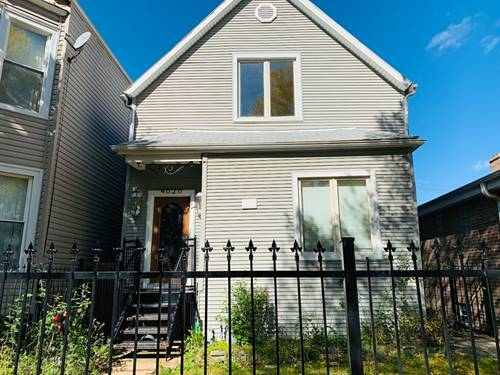 4020 W Kamerling, Chicago, IL 60651