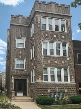 4851 N Claremont Unit 2, Chicago, IL 60625 Lincoln Square