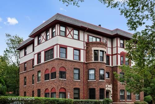 1005 Hinman Unit 3N, Evanston, IL 60202