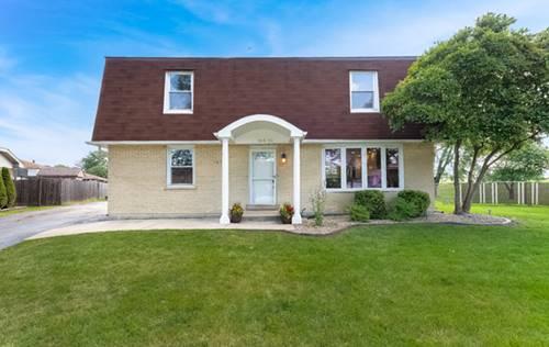 16551 Sharon, Orland Hills, IL 60487