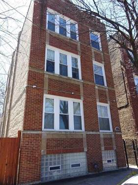 2239 W Cortland Unit 2, Chicago, IL 60647 Bucktown