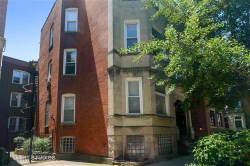 725 W Aldine Unit 2, Chicago, IL 60657