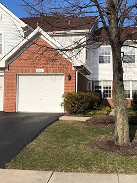 1616 Thornfield Unit 1616, Roselle, IL 60172