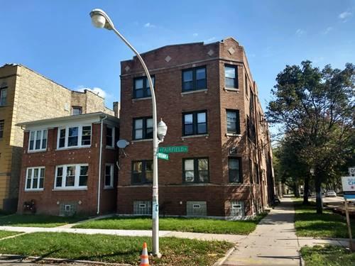 6301 N Fairfield, Chicago, IL 60659