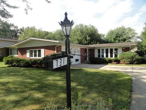 731 W Palm, Glenwood, IL 60425