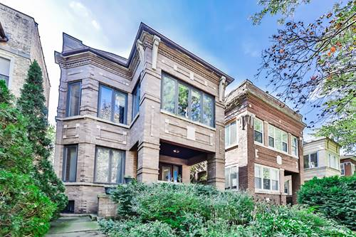 1237 W Arthur, Chicago, IL 60626