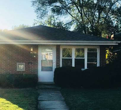 14230 S Marquette, Burnham, IL 60633