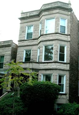 1245 W Newport Unit 2, Chicago, IL 60657 Lakeview