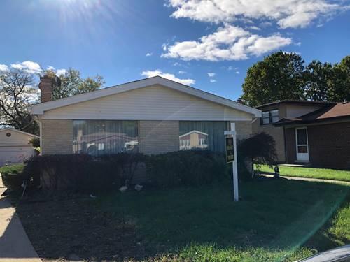 8609 Lillibet, Morton Grove, IL 60053