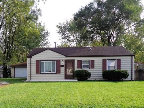 116 Louis, Joliet, IL 60433