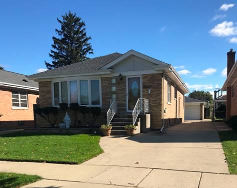 4633 N Opal, Norridge, IL 60706