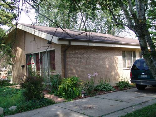 124 Westwood, Park Forest, IL 60466